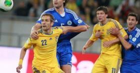 تصفيات مونديال 2014.. أوكرانيا إلى الملحق الحاسم بعد فوز ساحق على سان مارينو