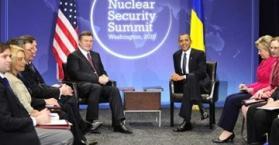 أوباما: أوكرانيا تخلصت من اليورانيوم عالي التخصيب بشكل كامل