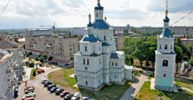 مدينة سومي في أوكرانيا
