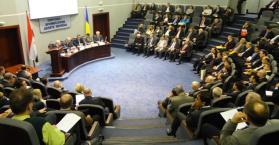 انعقاد المنتدى الثاني لرجال الأعمال الأوكرانيين والعراقيين في العاصمة كييف