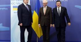 """الاتحاد الأوروبي يشترط """"تقدما ملموسا"""" من أوكرانيا خلال الشهرين المقبلين"""