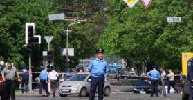 تشديد الإجراءات الأمنية في أوكرانيا بعد انفجارات مدينة دنيبروبيتروفسك