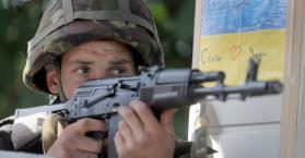 في الذكرى الأولى لحرب اشتعلت في شرق أوكرانيا.. لا حلول في الأفق