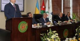 التوقيع في عمان على اتفاقية لتشكيل مجلس أعمال أردني أوكراني