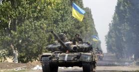 """بان كي مون """"قلق"""".. عشرة قتلى بينهم ثمانية مدنيين في شرق أوكرانيا"""