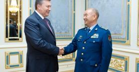الصين تتعهد بتعزيز العلاقات والتعاون مع أوكرانيا في شتى المجالات