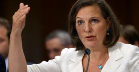 واشنطن: العقوبات ضد شبه جزيرة القرم باقية حتى عودتها إلى أوكرانيا