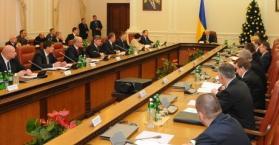 الحكومة الأوكرانية الجديدة تعقد أول اجتماع لها