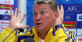 بلوخين: منتخب أوكرانيا سيبذل الغالي والنفيس أمام الإنجليز اليوم