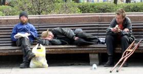 البرلمان الأوكراني يمنح المشردين حق التصويت في الانتخابات