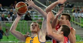 أوكرانيا تتأهل إلى بطولة العالم بكرة السلة 2014