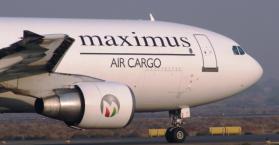 """مركز في أوكرانيا لشركة """"ماكسيموس"""" للشحن الجوي"""