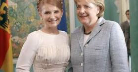 """ميركل تأمل أن تتلقى رئيسة الوزراء الأوكرانية السابقة تيموشينكو """"أفضل علاج ممكن"""""""