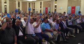 انتخاب رفعت تشوباروف رئيسا للمؤتمر العالمي لشعب تتار القرم