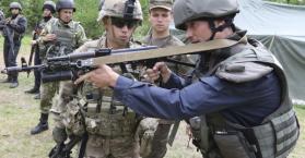 الولايات المتحدة توسع برنامج تدريب القوات الأوكرانية الخريف القادم