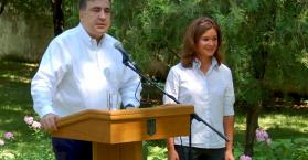 جدل في أوكرانيا بعد تعيين ابنة رئيس وزراء روسي سابق نائبة لساكاشفيلي في أوديسا