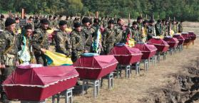 """جميلوف: خسائر """"كبيرة"""" في صفوف الجيش الأوكراني شرق البلاد"""