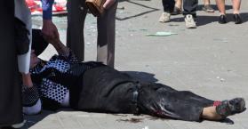 انفجارات دنيبروبيتروفسك تفرض نفسها على الحياة السياسية والاجتماعية في أوكرانيا
