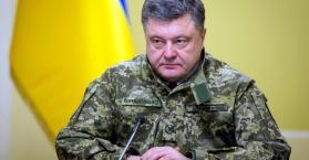 بوروشينكو يتهم روسيا باختبار أسلحة جديدة في شرق أوكرانيا