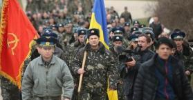 الأزمة تشعل حربا إعلامية بين روسيا وأوكرانيا