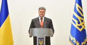 """الرئيس الأوكراني يحدد شروطا لإعطاء مناطق الشرق صفة """"الوضع الخاص"""""""
