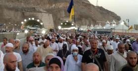 """حجاج أوكرانيا يعودون إلى وطنهم بعد أيام """"عبادة وتطوع"""""""
