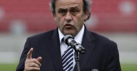 بلاتيني: الإساءات العنصرية ستوقف أو تلغي مباريات بطولة اليورو 2012