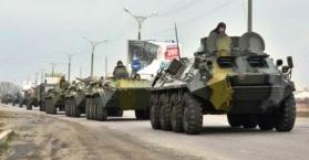 أوكرانيا ترفض الحرب مع روسيا وتستعد لها
