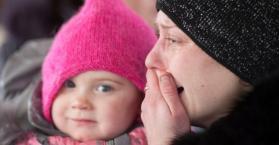 اليونيسف: 151 طفلا ضحايا الألغام في شرق أوكرانيا