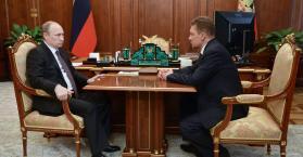 بوتين: روسيا لن تستخدم أسعار الغاز كوسيلة للضغط على أوكرانيا