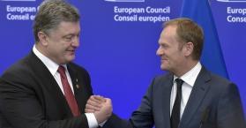 قمة أوكرانية أوروبية في كييف اليوم تبحث الأزمة والتعاون والعضوية