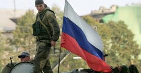 متحدث عسكري: روسيا تحشد قوات على الحدود مع أوكرانيا
