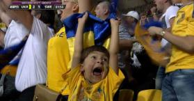 يورو 2012.. منتخب أوكرانيا يفوز على منتخب السويد 2-1