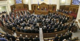 أوكرانيا تقر اتفاقا لإعادة هيكلة الديون