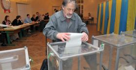 الولايات المتحدة والاتحاد الأوروبي ينتقدان انتخابات أوكرانيا البرلمانية