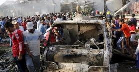 أوكرانيا تدين تفجيرا أدى إلى سقوط عشرات الضحايا في العراق