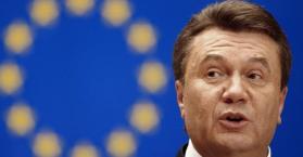 يانوكوفيتش يدعو لإقرار قوانين تدعم تقارب أوكرانيا مع الاتحاد الأوروبي