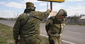 الفوضى القانونية تجتاح مناطق الصراع بشرق أوكرانيا
