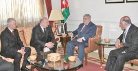 رئيس وزراء الأردن يدعو لتحويل الاتفاقيات مع أوكرانيا إلى واقع ملموس