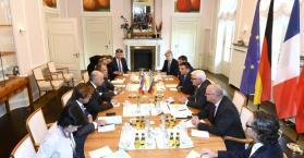"""لقاء وزراء خارجية """"رباعية النورماندي"""" في برلين ...نقاط التفاهم والخلاف"""