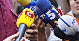 منظمة الأمن والتعاون الأوروبي تدين الاعتداء على الصحفيين في أوكرانيا