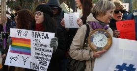 وسط جدل واسع.. البرلمان الأوكراني يتبنى قرارا لصالح مثليي الجنس