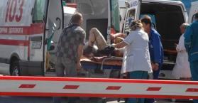 مصرع شخص وإصابة 12 آخرين إثر اصطدام سفينة بقارب في القرم جنوب أوكرانيا
