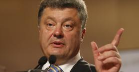 """بوروشينكو: """"رباعية النورماندي"""" ستبحث نشر قوات حفظ سلام في شرق أوكرانيا"""