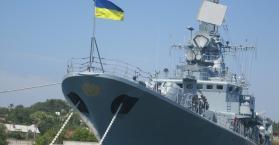 روسيا تحجز 35 سفينة أوكرانية في شبه جزيرة القرم