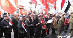 لأسباب تاريخية.. الأحزاب الشيوعية في أوكرانيا تدعم الأسد