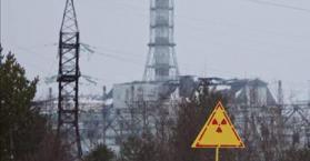 انهيار أحد أسقف مفاعل تشرنوبل النووي في أوكرانيا دون أضرار