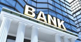 عشرات البنوك تعلق العمل  في شرق أوكرانيا لاشعار آخر بسبب  المعارك و إنعدام الأمن