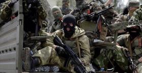 انفصاليو أوكرانيا: أنهينا سحب الأسلحة الثقيلة من خط الجبهة