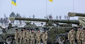 الجيش الأوكراني يعلن عن مصرع أول جندي له في 2015 في الصراع مع الانفصاليين